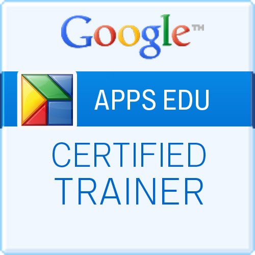 Modern Classroom Certified Trainer ~ Google apps for education individual qualification paul